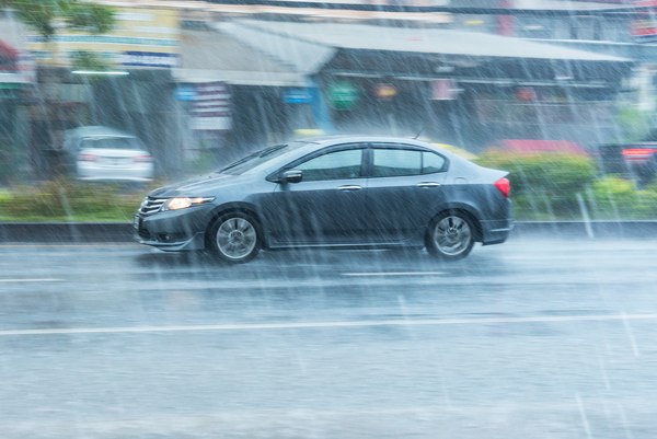 Simple tips to help your car brave the rains.